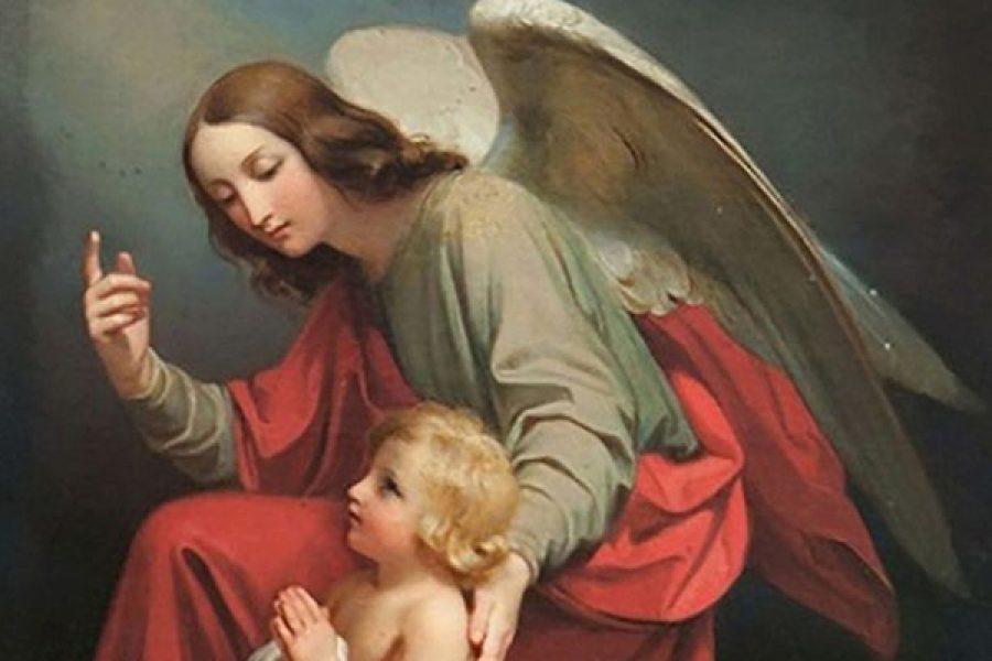 L'Angelo custode: presenza costante di colui che ci conduce a Dio