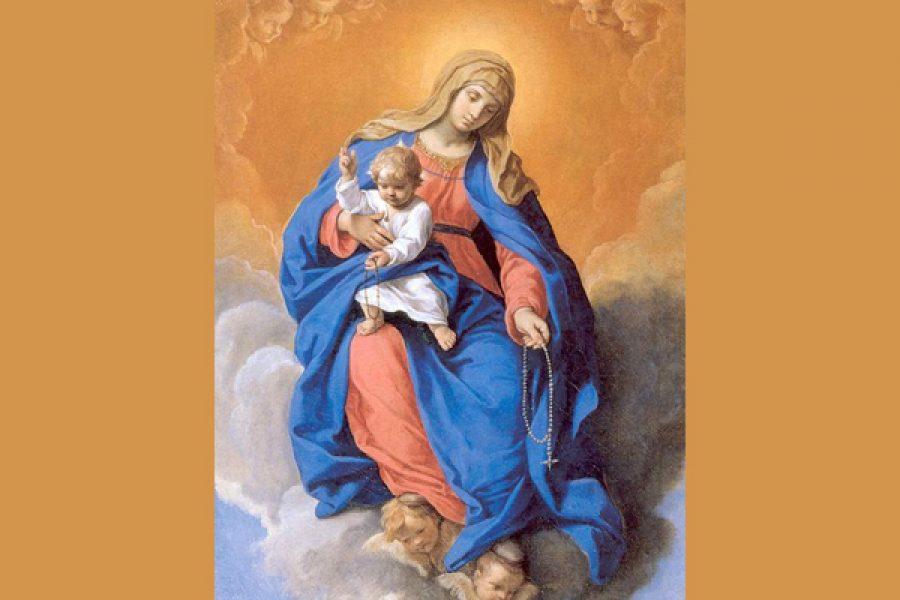 Beata Vergine Maria del Rosario - L'adesione costante alla vera Fede
