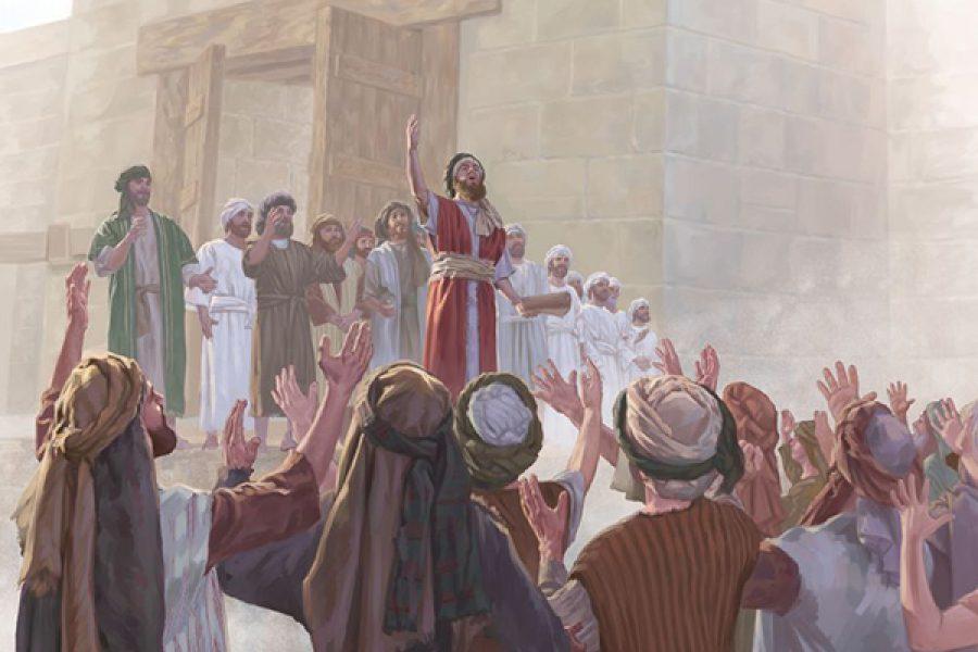 La gioia di coloro che sono sazi di Dio