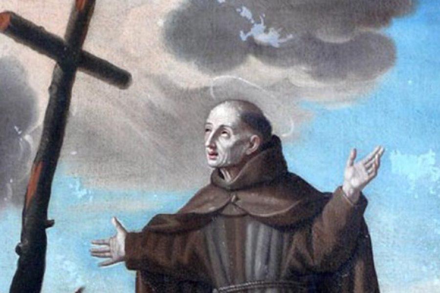 S.Pietro d'Alcantara - La penitenza: via per calpestare il mondo