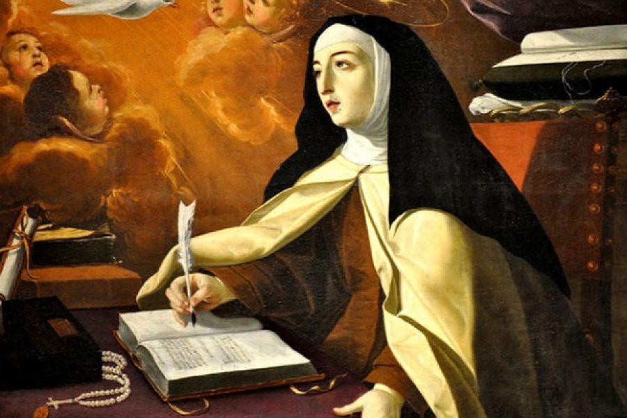 Santa Teresa di Gesù, maestra di preghiera