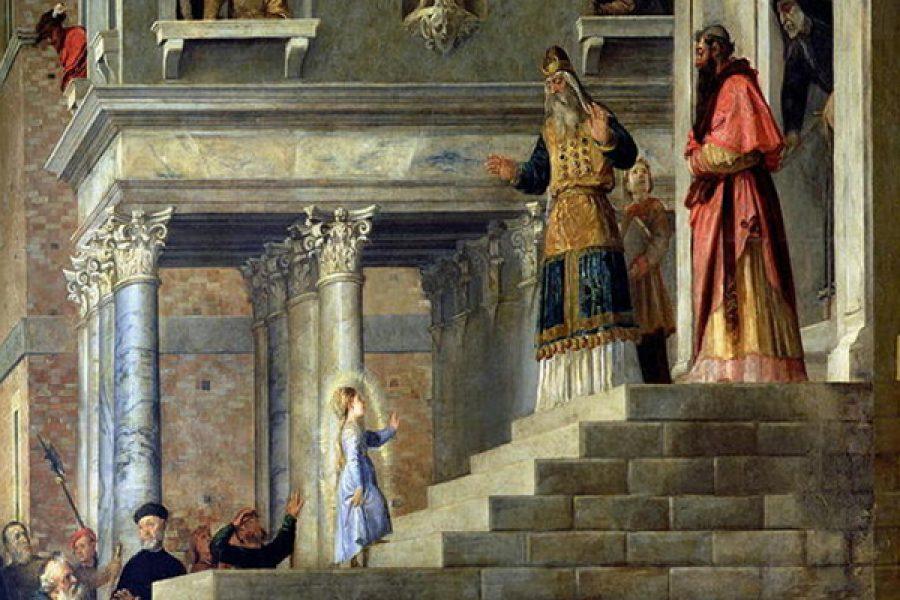 La presentazione della Beata Vergine Maria in uno scritto di Jean-Jacques Olier Fondatore dei Sulpiziani