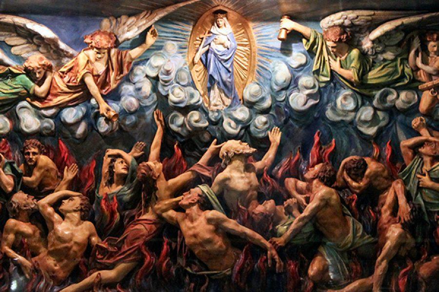 Il Purgatorio: realtà da troppi dimenticata