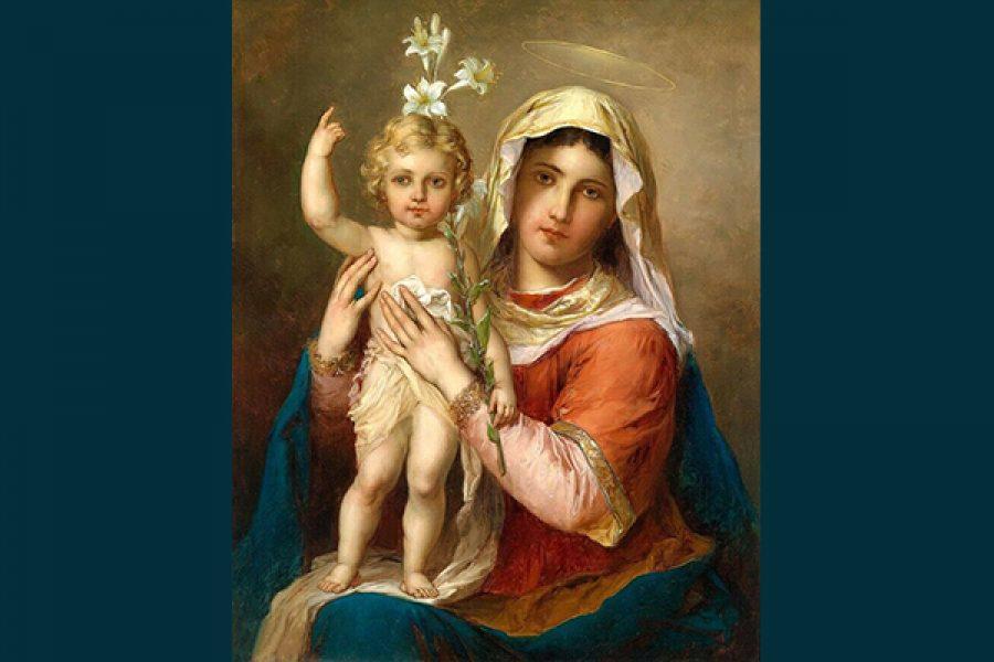 Maria Santissima Madre di Dio - La santità unica via per la pace