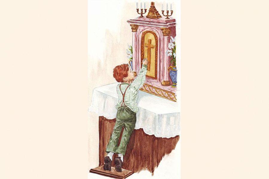 Rimanere in Gesù Eucaristia