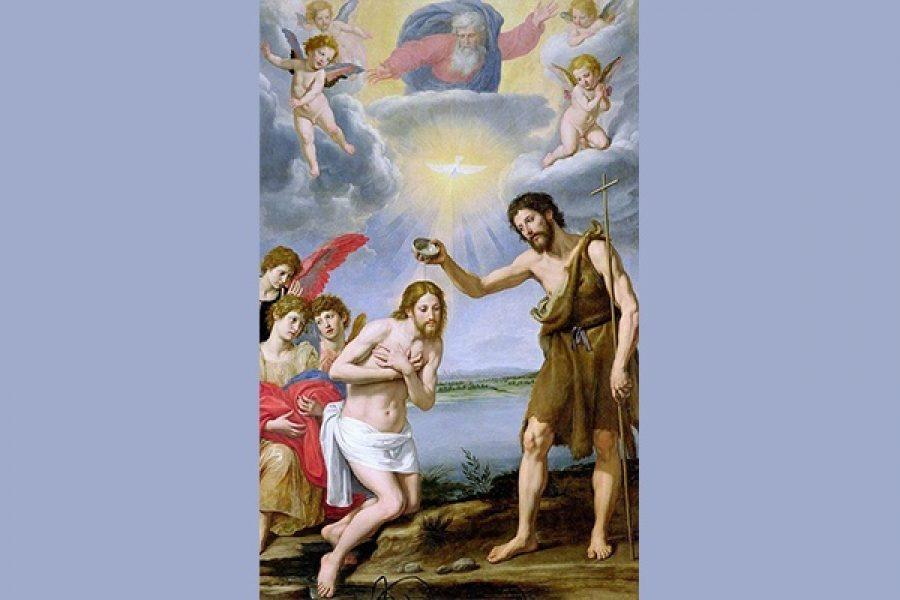 Una vita coerente con il Battesimo: poniamo in Gesù il nostro compiacimento?