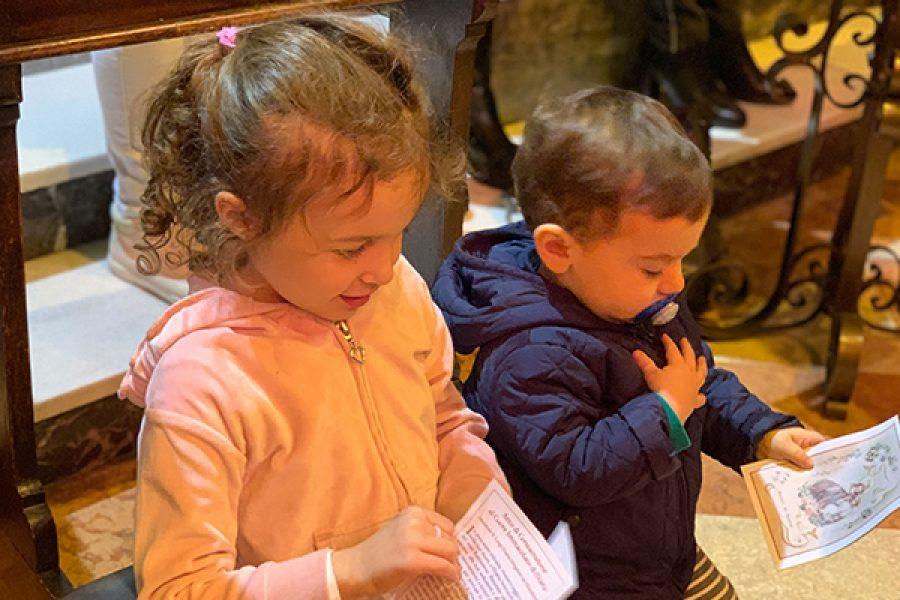 12 gennaio 2020 – Foto e Video della Consacrazione al Cuore Immacolato di Maria