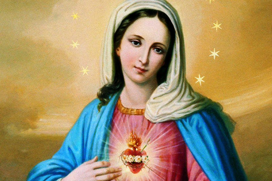 Ven. P. Giovanni di Gesù Maria: il capello della Vergine Maria
