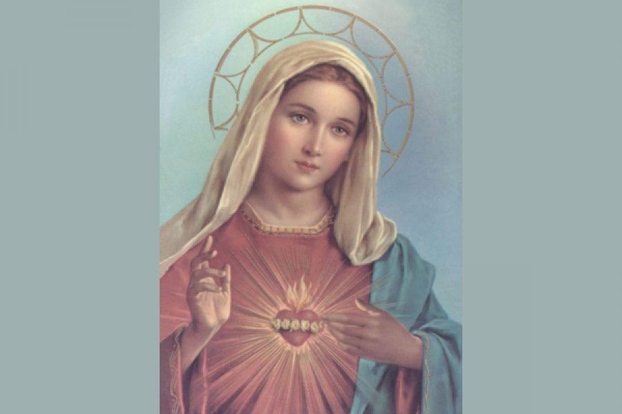 Consacrazione al Cuore Immacolato di Maria - Via sicura per amare Dio
