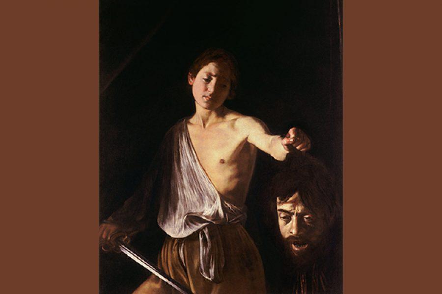 Davide e Golia: le cinque pietre del combattimento contro il nostro Golia