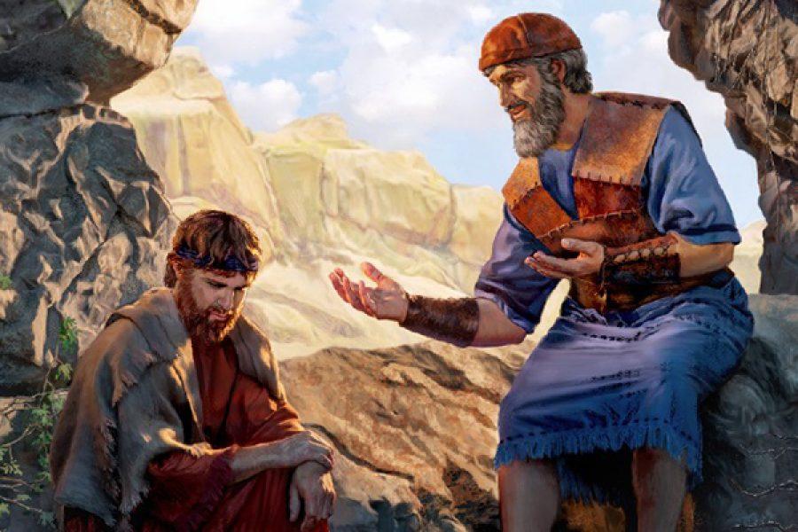 Gionata e Davide: la vera Amicizia