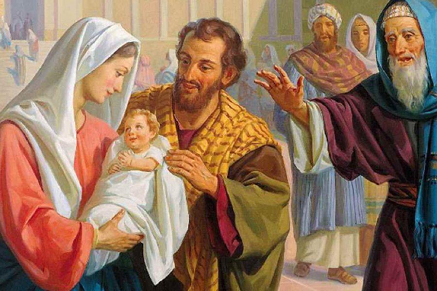 Riconoscere la salvezza di Dio - La Presentazione di Gesù al tempio
