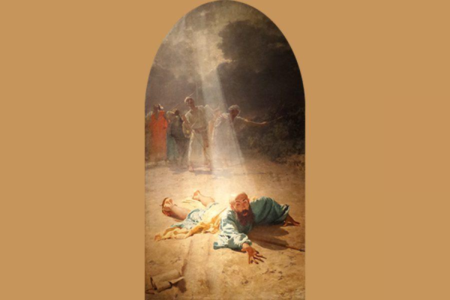 Conversione di S. Paolo: la necessità della mediazione