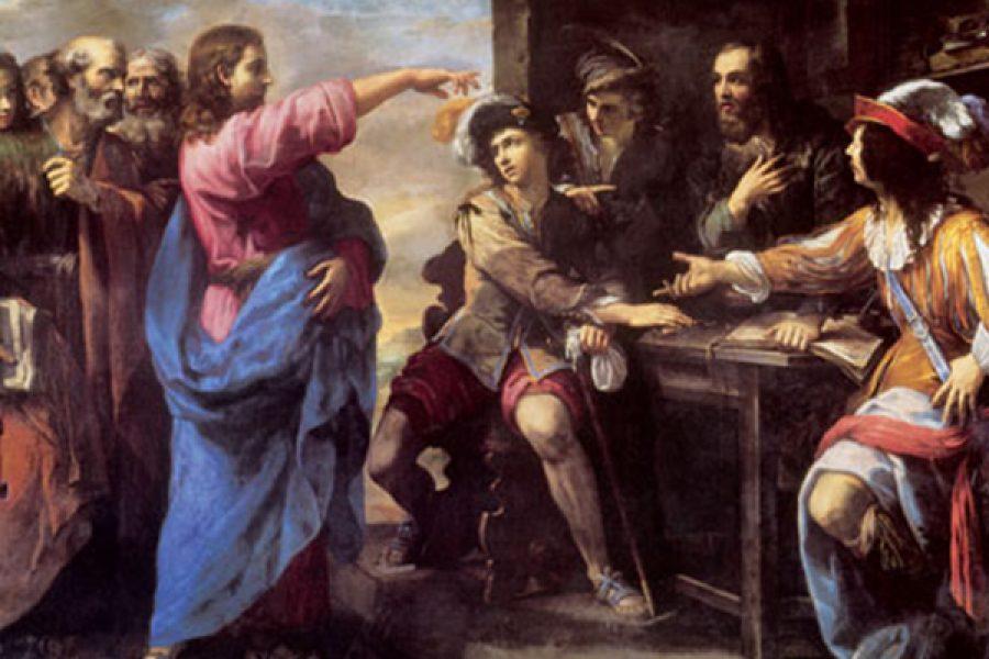 Gesù: la risposta a tutte le domande