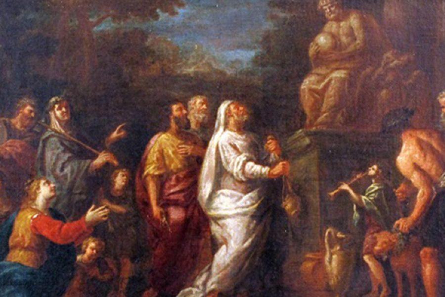 La vecchiaia: occasione di santità o di orgoglio