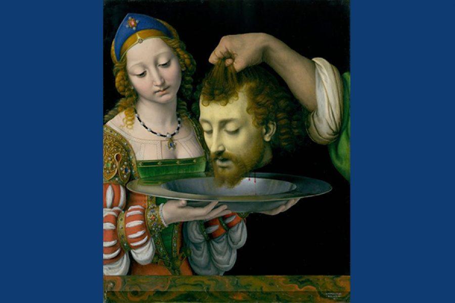 S. Giovanni Battista: specchio della Verità