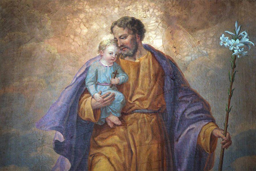 San Giuseppe: l'uomo che guarda ad Est...