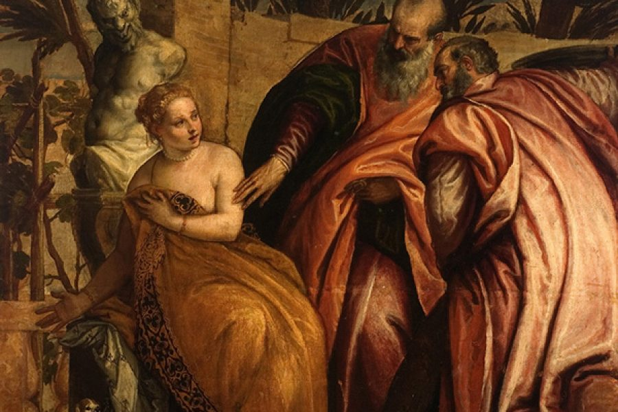 Susanna: l'innocente salvata
