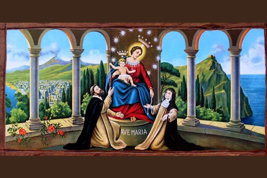 Novena d'Impetrazione alla Vergine del Rosario di Pompei (scritta dal B. Bartolo Longo)