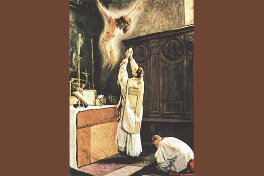 Preparazione alla S.Messa e ringraziamento dopo la S.Messa - Libretto di preghiere