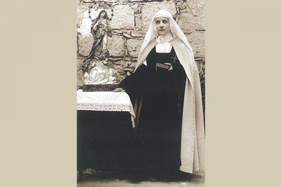 """Beata Maria Candida dell'Eucarestia: """"L'interiore vuoto volontario"""""""