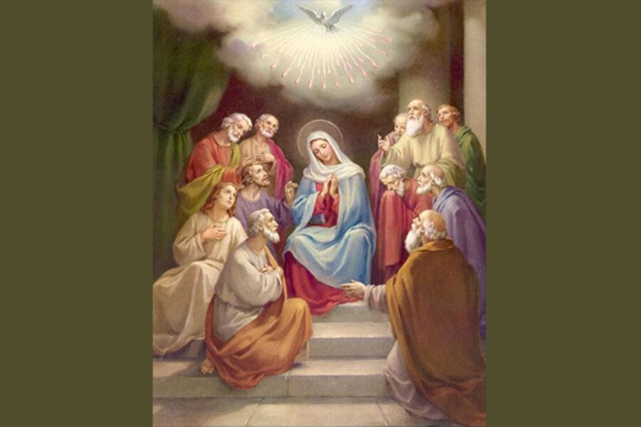 Novena allo Spirito Santo in preparazione della Solennità di Pentecoste della Beata Elena Guerra