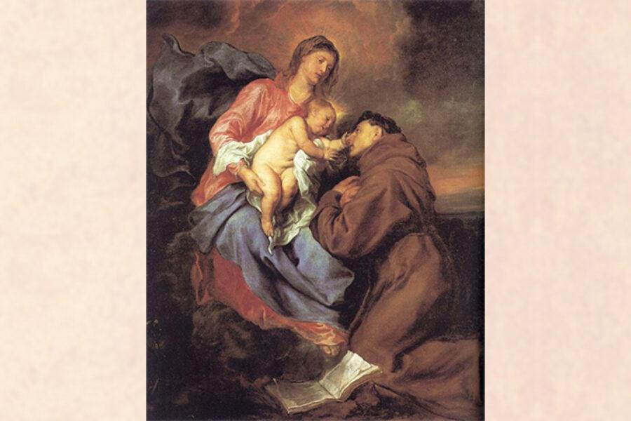 Breve tredicina a Sant'Antonio di Padova