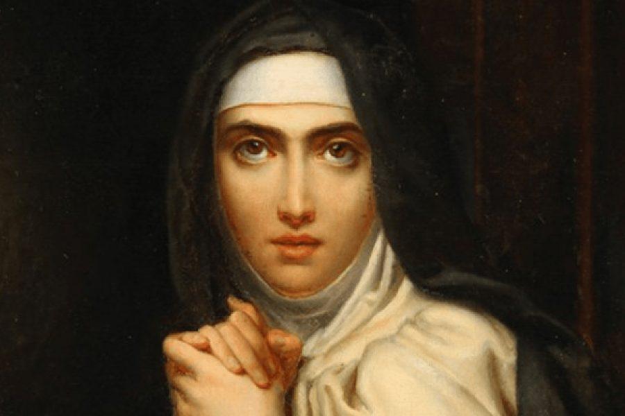 """S. Teresa e la """"Manna della sacratissima umanità di Gesù"""""""