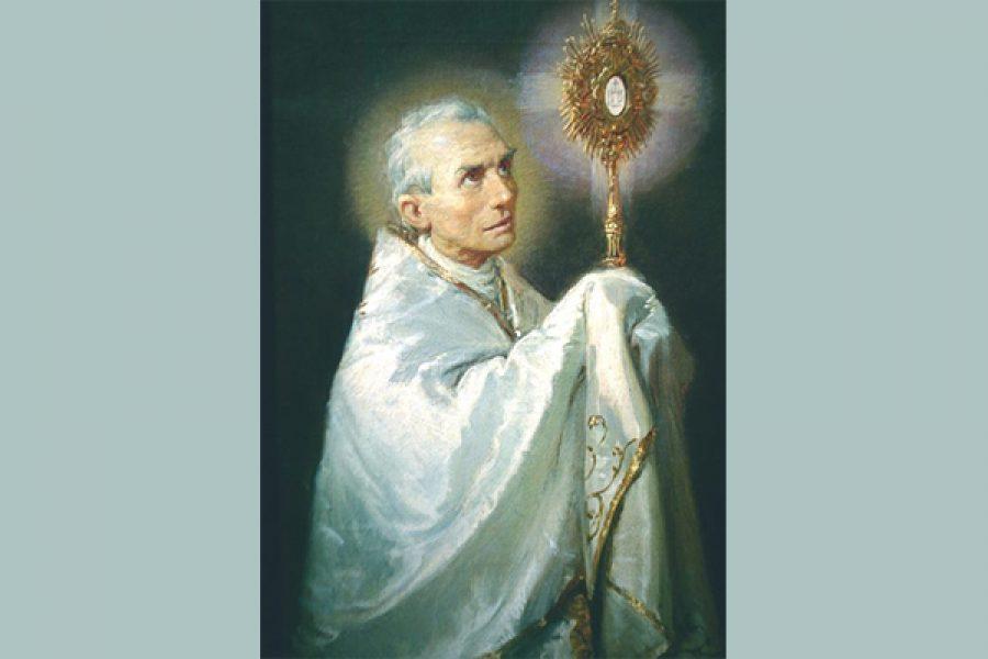 S. Pietro Giuliano Eymard: la Santissima Eucarestia