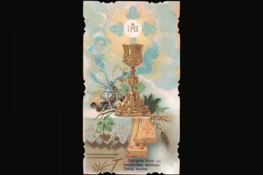 Un florilegio Eucaristico: S. Giovanni della Croce, S. Pietro Giuliano Eymard, il miracolo di Laon, Anneliese Michel