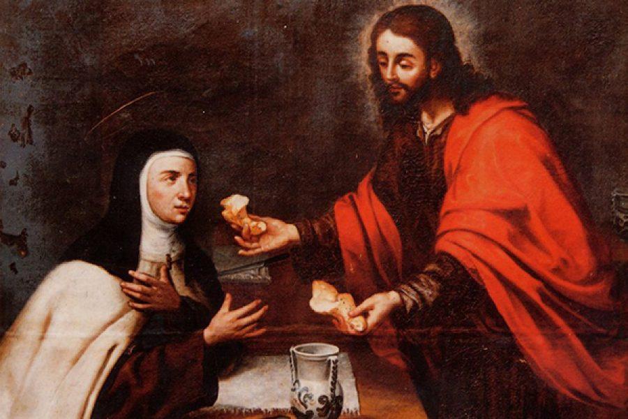 S. Teresa di Gesù e l'Eucarestia - Parte prima