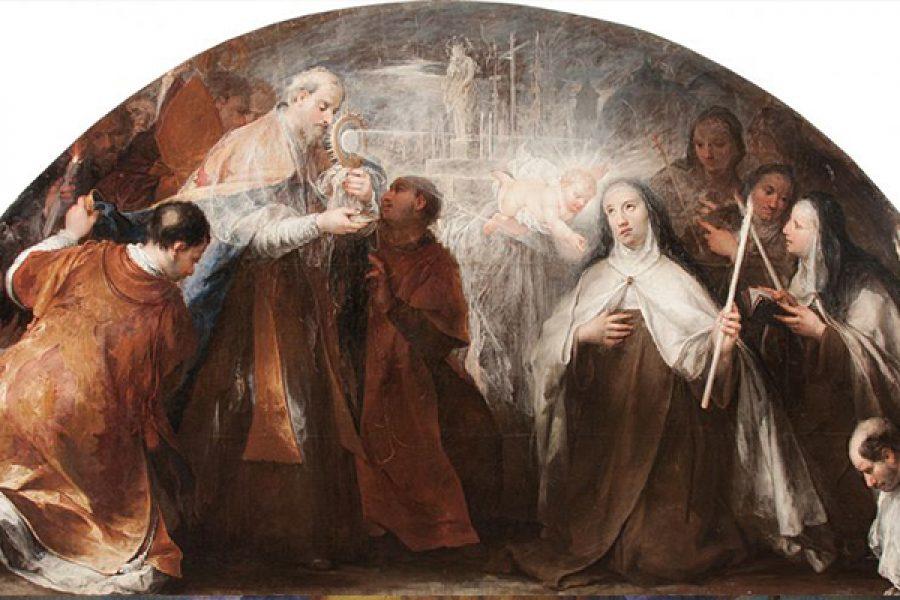 S. Teresa di Gesù e l'Eucarestia - Parte seconda