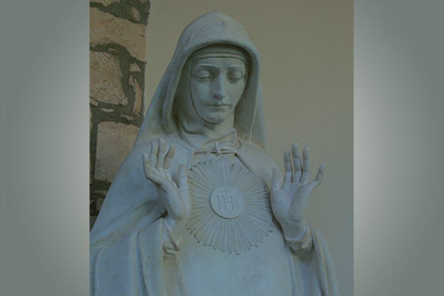 B. Maria Candida: il Sacrificio della riparazione