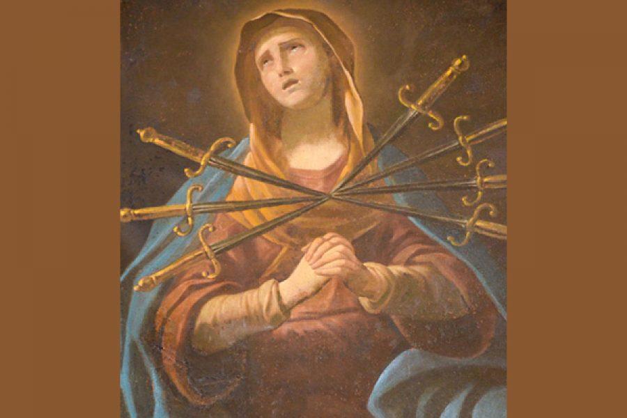 Beata Maria Candida: il martirio d'Amore