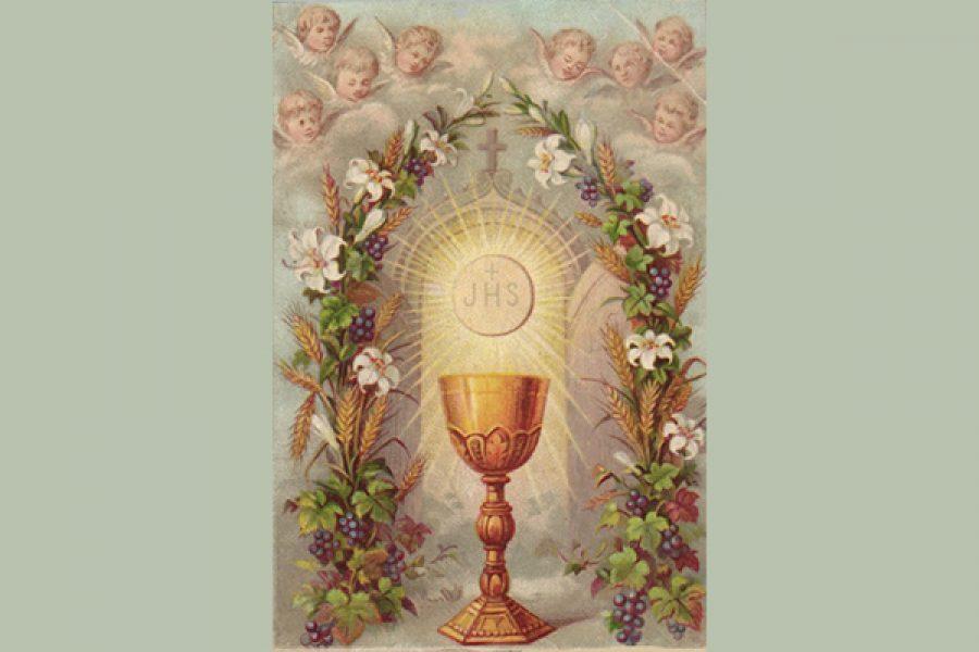 Beata Maria Candida: il pane dell'agonia