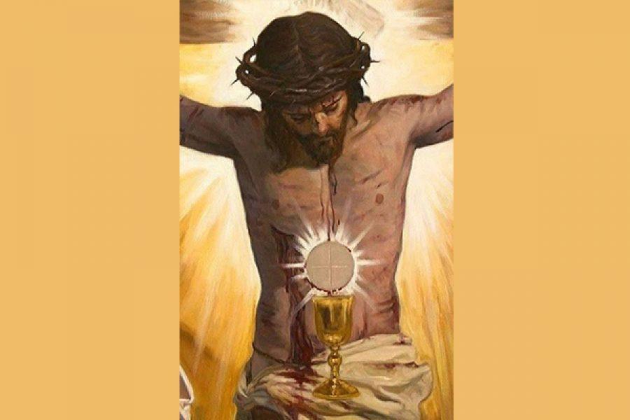 Beata Maria Candida dell'Eucarestia: il Purgatorio d'Amore