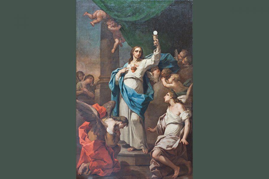 Il miracolo di Torino e il tormento Eucaristico nella Beata Maria Candida dell'Eucarestia