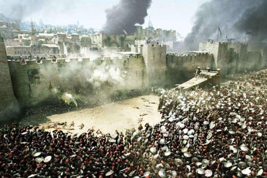 Le difese dell'anima: le mura della Gerusalemme interiore