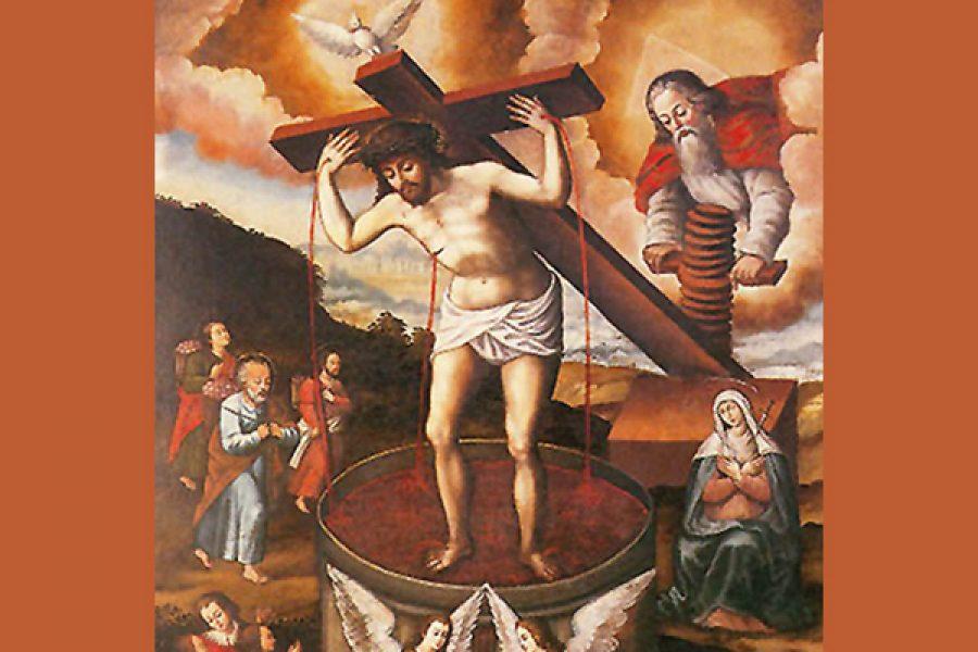 Il Card. Adeodato Piazza e il valore del Sangue di Cristo