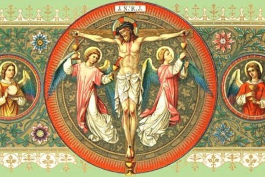 Il Preziosissimo Sangue di Gesù: la storia
