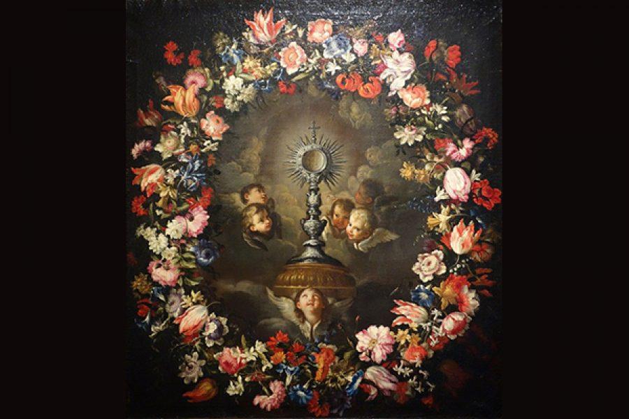 Ven. P. Giovanni di Gesù Maria: epistola a Gesù Eucaristico
