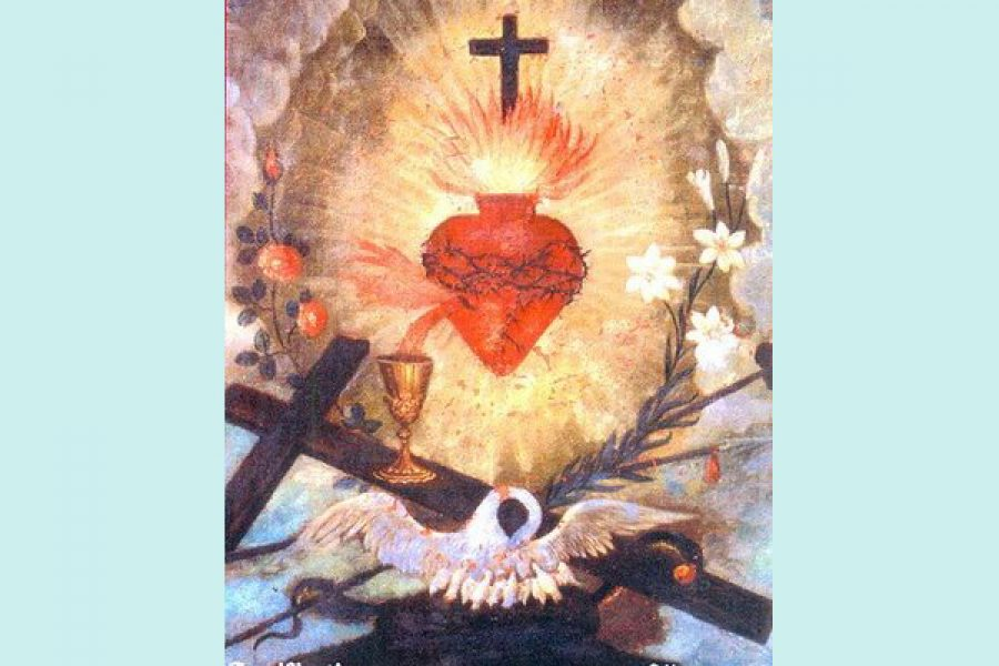 Il Cuore Eucaristico di Gesù: il nostro presente