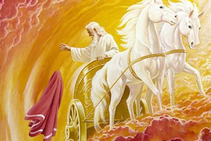Il profeta Elia: zelo zelatus sum pro Domino Deo exercituum
