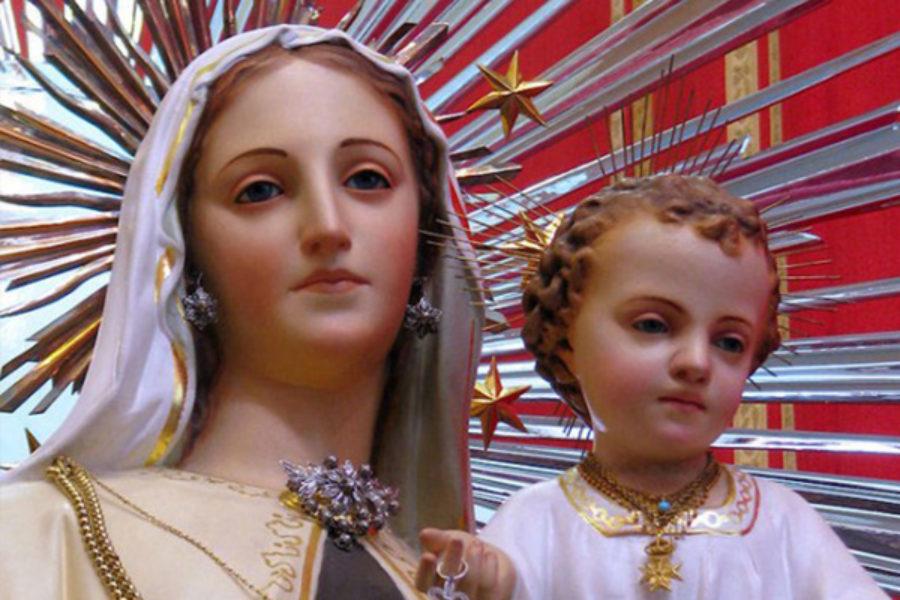 La Veste che salva. Lo Scapolare della Madonna del Carmine