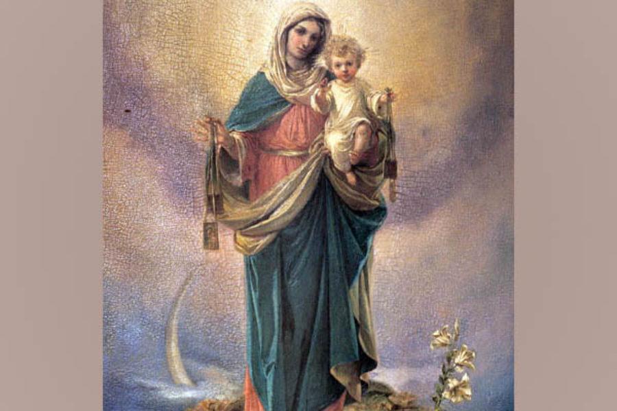 Lo Scapolare del Carmelo: consacrazione a Maria