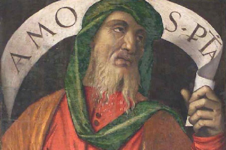 Amasia o Amos: di chi fidarsi?