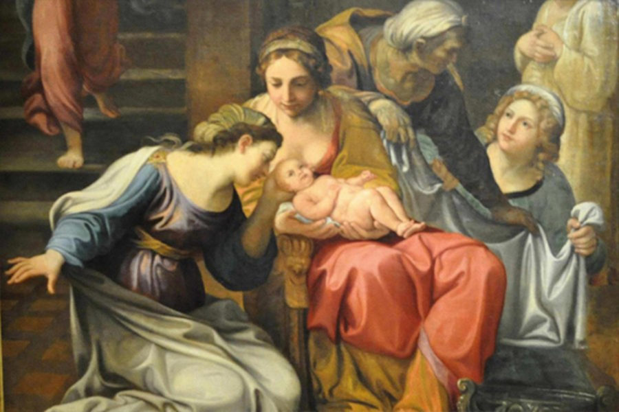 La Vergine Maria: perfetta immagine di Gesù