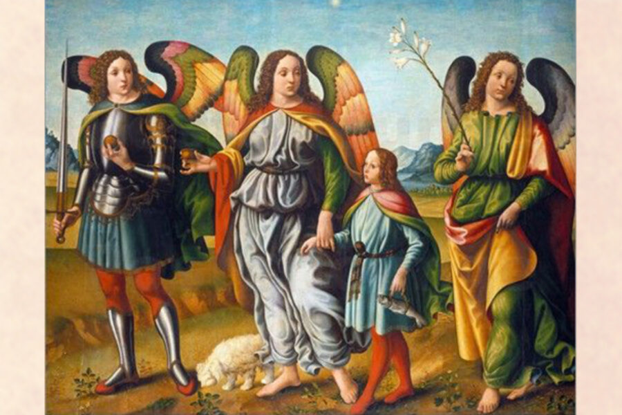 Novena ai Santi Arcangeli Michele, Gabriele e Raffaele