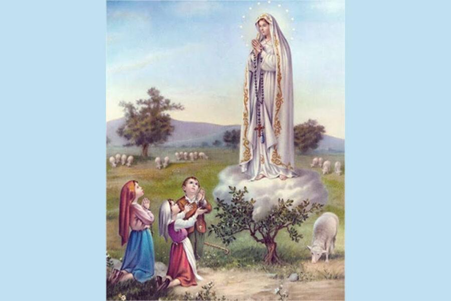 Fatima: il richiamo della Vergine Maria