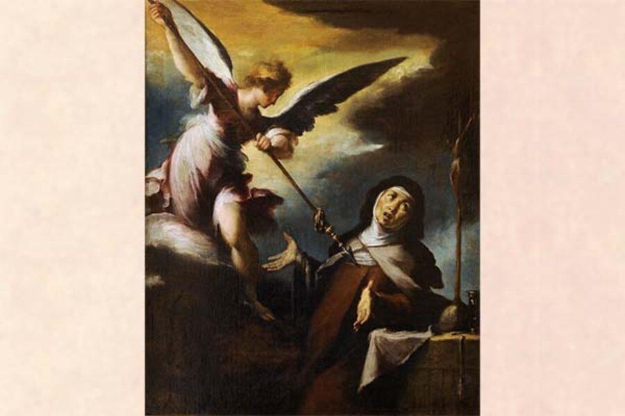 Novena a Santa Teresa di Gesù (d'Avila)